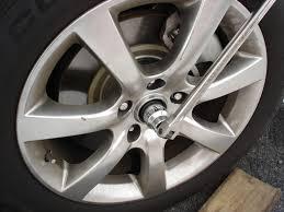 2005 nissan altima lug nut torque diy 03 06 g35x awd front wheel bearings g35driver infiniti
