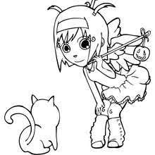kids costumes coloring pages 21 printables to color online for