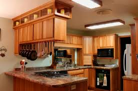 Red Cabinets In Kitchen by Mdf Breckenridge Square Door Barn Wood Built In Kitchen Cabinets
