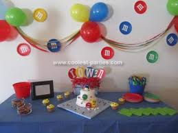 2nd birthday decorations at home coolest m m candy 2nd birthday party