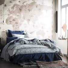 chambre bleu nuit chambre bleu foncé harasdelaroque