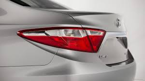 2015 Toyota Camry Tail Light Hd Wallpaper 37