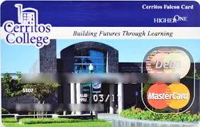 Cerritos College Map Financial Aid Disbursement Card Company Sued Talon Marks