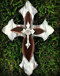 rustic crosses 14 best images about crosses on painted crosses wall