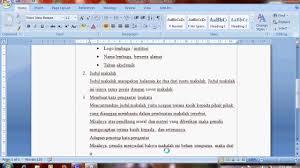 cara membuat makalah untuk presentasi cara membuat makalah yang baik dan benar youtube