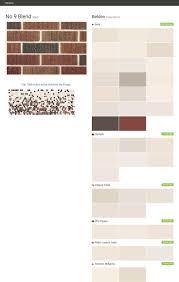 Valspar Paint Colors by 13 Best 2016 Belden Brick Catalog Images On Pinterest Behr
