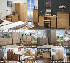 Beech Furniture Bedroom by Avon Beech Bedroom Furniture By Welcome Furniture Assembled