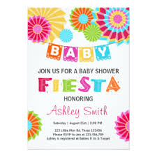 baby looney tunes baby shower decorations mexican baby shower invitations announcements zazzle