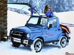potohar jeep modified the history of suzuki samurai catalog cars