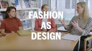 Interior Design Introduction Introduction To Fashion As Design Youtube