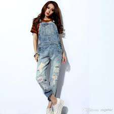 Jeans Jumpsuit For Womens Overall Jeans For Womens Billie Jean