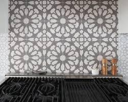 Moroccan Tile Backsplash Eclectic Kitchen 22 Best Fireclay Tile Favorites Images On Pinterest Kitchen