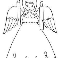mother angels coloring color luna