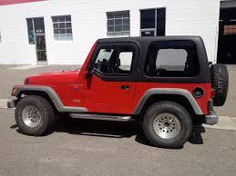jeep half hardtop 1997 wrangler tj half door hardtop jpg
