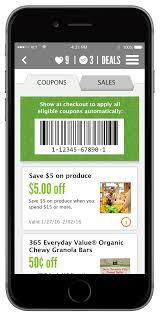 7 Apps For Finding Stuff Online by Digital Coupon Faq The Whole Foods Market App Whole Foods Market