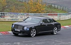 bentley mulsanne extended wheelbase price 2017 bentley mulsanne spyshots reveal long wheelbase model arnage