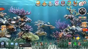 wallpaper ikan bergerak untuk pc animasi pc android desktop wallpaper bergerak pada layar depan komputer