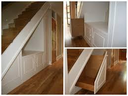 small space diy under stairs storage diy under stairs storage