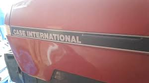 cold start case ih maxxum 5140 with cummins diesel engine youtube