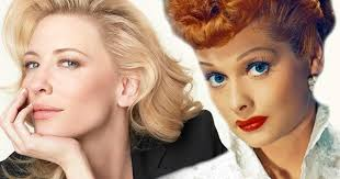 cate blanchett is lucille ball in amazon biopic lucy and desi