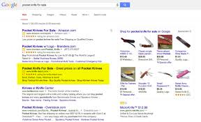 not enforcing knife policies the google advertiser community