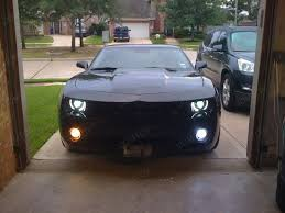 camaro led headlights p13w fog lights a great upgrade for 2011 chevrolet camaro