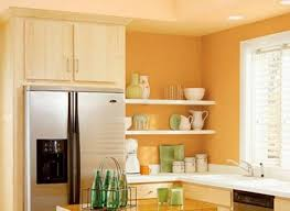 Coloured Kitchen Cabinets Best 25 Orange Kitchen Walls Ideas That You Will Like On