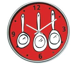 horloge cuisine originale pendules de cuisine originales horloge cuisine originale simple