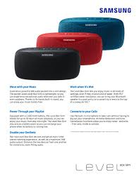 free level slim bluetooth speaker with all purchases of the