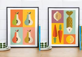affiches cuisine affiche cuisine rétro on vous dit où en trouver