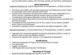 Heavy Duty Mechanic Resume Sample Sample Resume Heavy Equipment Operator Professional Heavy