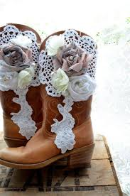 Barn Shoes Vintage Cowboy Boots Romantic Fall Country Chic Western Boots