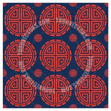 oriental circle pattern by soleil toon vectors eps 8154