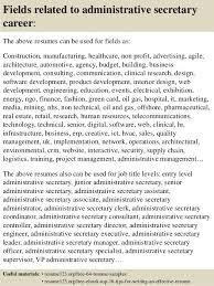 Sample Resume Administrative Support Undergraduate Thesis Economics Topics Berry College Application