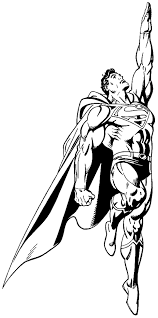 coloring superman coloring pages 0