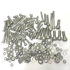 honda gl 210 stainless allen steel bolts kit extras honda gl 1200 gold wing