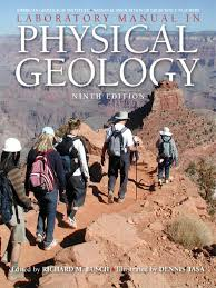 laboratory manual in physical geology 9th edition richard m