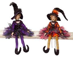 raz halloween witch decoration shelley b home and holiday com