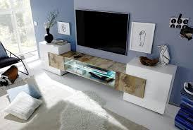 mensole sotto tv porta tv moderno incastro