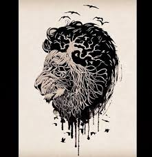lion tattoo sketch 82 famous lion tattoo design u0026 sketches