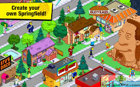modded apk the simpsons tapped out mega mod apk free