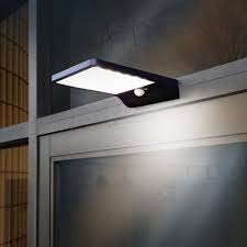 Motion Led Lights Led Solar Motion Light Outdoor Lighting Eledlights