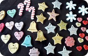 ornaments salt dough ornaments make salt
