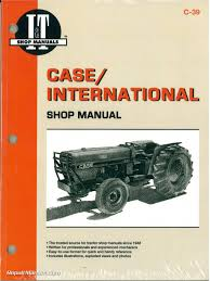 international 385 485 585 685 885 tractor workshop manual