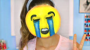 diy emoji halloween costume youtube