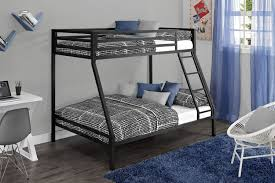 black twin over full metal bunk bed twin over full metal bunk
