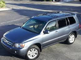 toyota highlander hybrid 2005 2006 toyota highlander hybrid information and photos zombiedrive