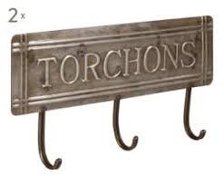 accroche torchons cuisine accroche torchon utile et tendance westwing