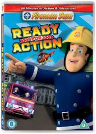 fireman sam ready action dvd hmv store