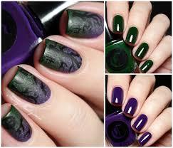 cirque metropolis collection and halloween nail art sassy shelly